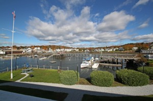 Boothbay Harbor Inn View